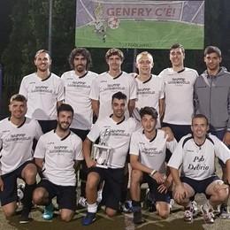 """""""Memorial Genfry"""", che emozioni  Sfide a calcio insieme a tanti amici"""