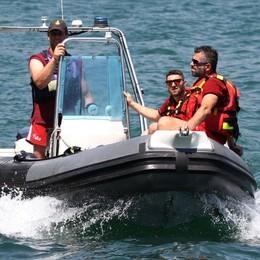 Florijana sparita nel lago  A Musso si userà il robot