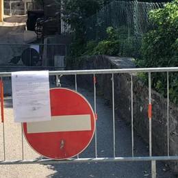 C'è una crepa, chiuso il ponte di Torrazza