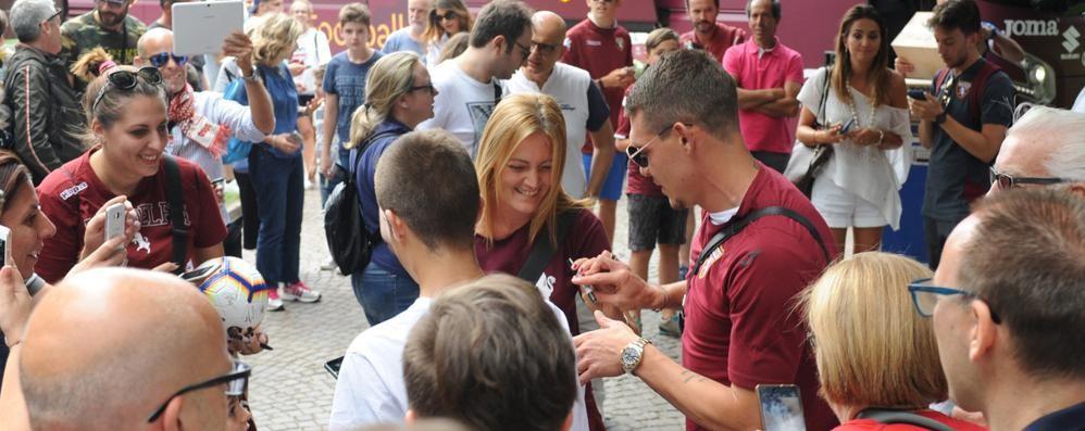 Calcio, il Toro si prepara alla prima amichevole a Bormio
