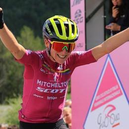 Ciclismo, la tappa valtellinese del Giro rosa parla olandese