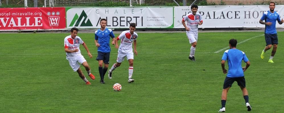 Calcio serie D, sarà Sondrio-Villa Valle in Coppa