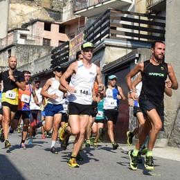 Corsa in montagna, numeri da record per la gara dedicata a Daniele