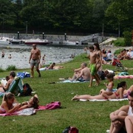 """""""Colico... in spiaggia""""  Mappati cinque lidi con cartelli turistici"""