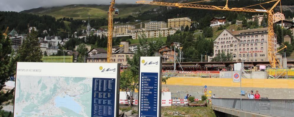 Frontalieri, sotto l'1% la disoccupazione nel Canton Grigioni