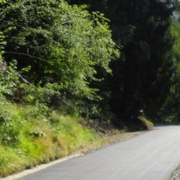 Ligari-Rolla, strada asfaltata e buche sistemate