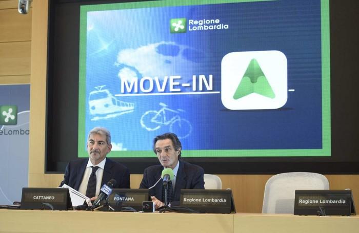 La presentazione della scatola anti smog