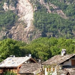 Villa di Chiavenna, nel pomeriggio gli sfollati tornano a casa