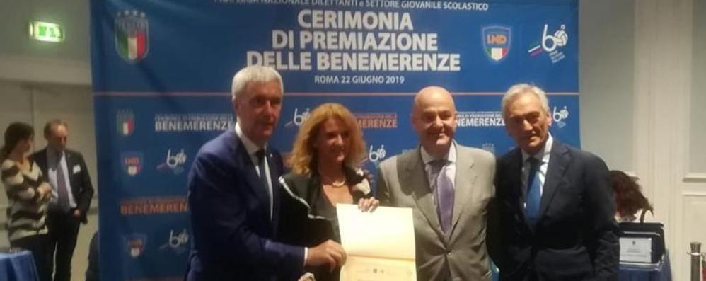 Calcio, Oberti lascia la presidenza dopo quattordici anni