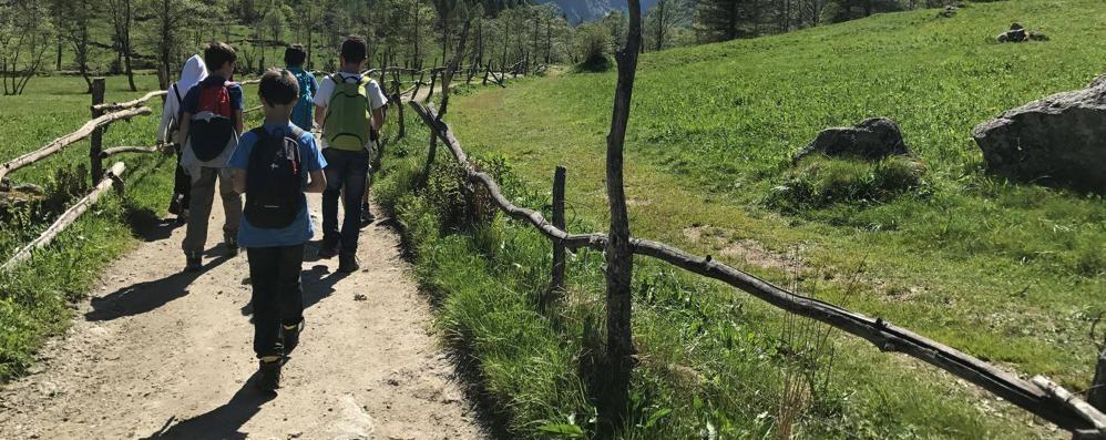 Legambiente, strigliata alla Val Masino  «La proposta per il turismo così non va»