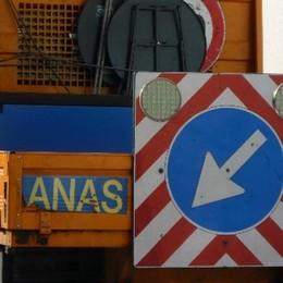 Anas: chiuso per caduta massi tratto della statale dello Stelvio