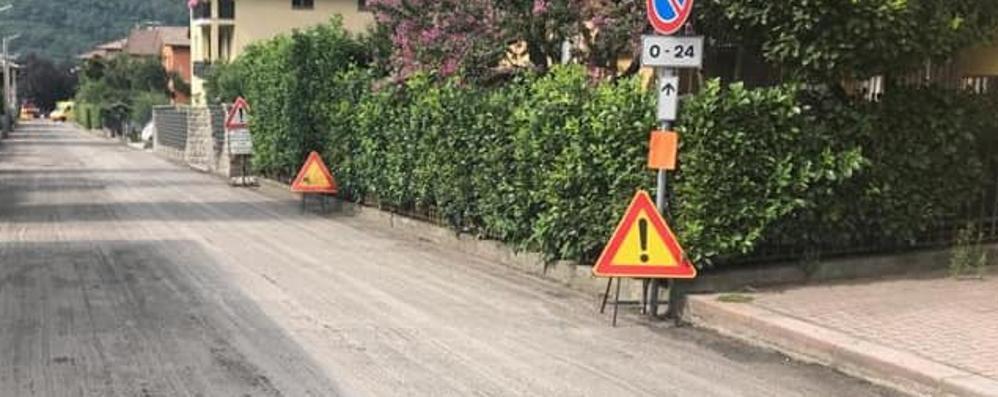 Cantieri aperti nella zona nord  Al via i lavori per i nuovi asfalti