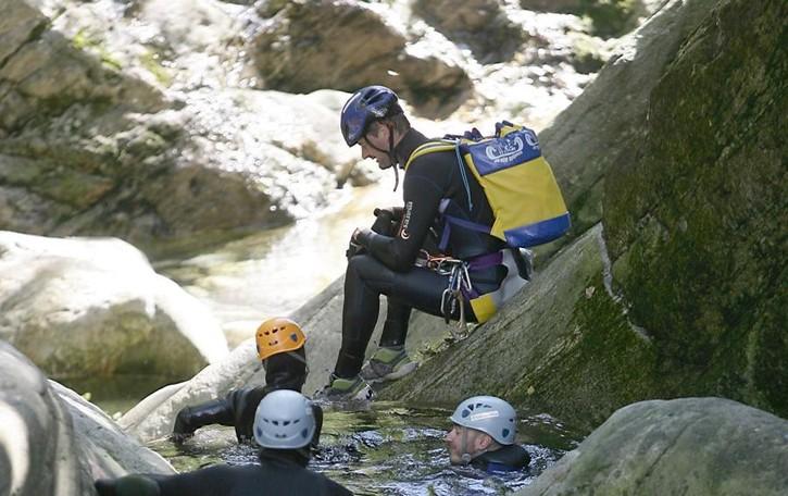 Canyoning, la tragedia non ferma lo sport