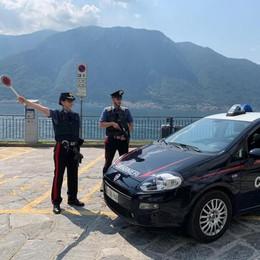 Tremezzina, furti sulle auto Denunciati due stranieri