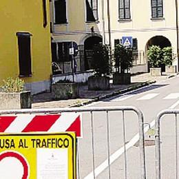 Caduta massi nella notte dalla Rocca  Lecco-Bellagio interrotta una settimana