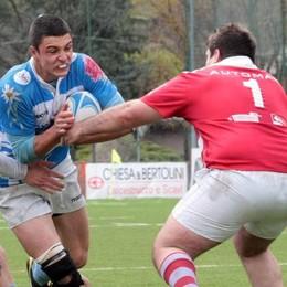 Rugby serie B, esordio con il Rovato per il Sondrio