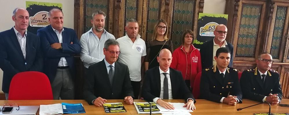 Coppa Valtellina al via, torna protagonista  la piazza Garibaldi di Sondrio