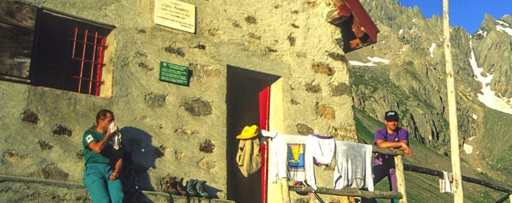 "Viva il ""rifugio vintage"" senza acqua né luce"
