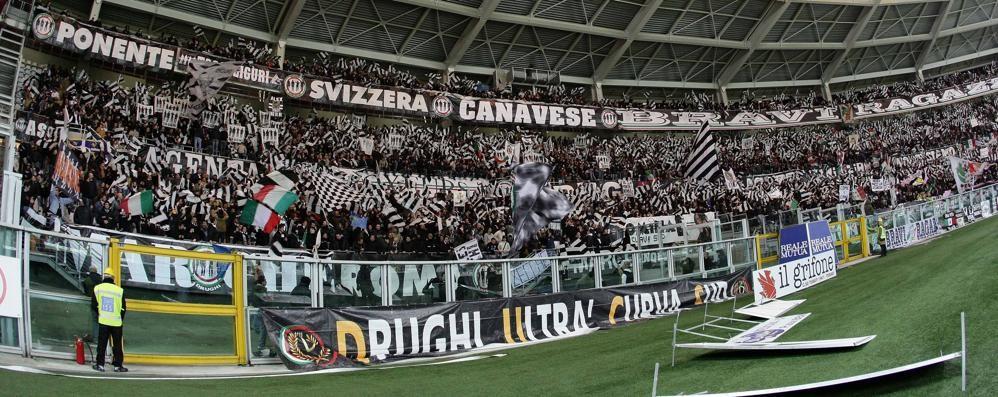 Estorsioni e violenze   allo stadio della Juve  Arrestato ultras comasco