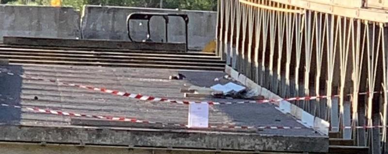 Ponte sequestrato, lievitano i costi Dal consiglio comunale 20mila euro