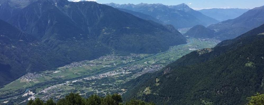 Chalet con vista sulla Valle, il progetto innovativo del Comune di Castione