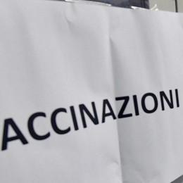 Vaccini in aumento: il 2,5% è senza