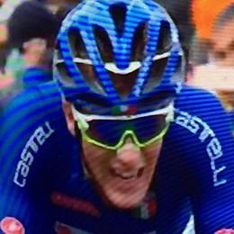 Ciclismo, strepitoso Martinelli: è secondo al Mondiale Juniores