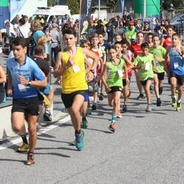 Corsa in montagna, Sortini e Bertolini conquistano il Trofeo Strigiotti