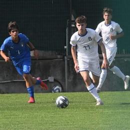 Non solo giovanili del Milan. Benedetti in maglia azzurra