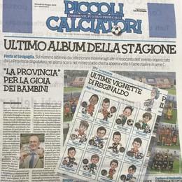"""""""Piccoli Calciatori"""", un inserto per voi"""