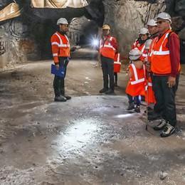 Sondalo, due giorni alla scoperta della cava di quarzo