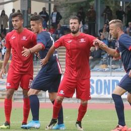 Calcio serie D, Sondrio deciso a voltare pagina dopo la prima sconfitta