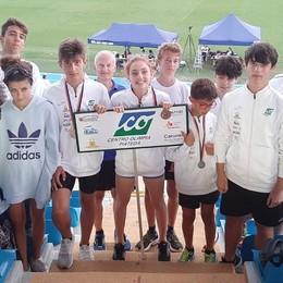 Atletica leggera, pioggia di medaglie per il Centro Olimpia Piateda negli Assoluti Csi