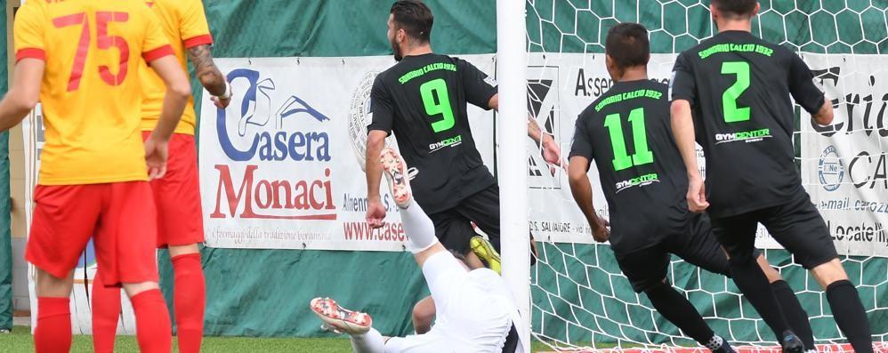 Calcio serie D, un Sondrio a tutta forza aspetta la Virtus Bolzano