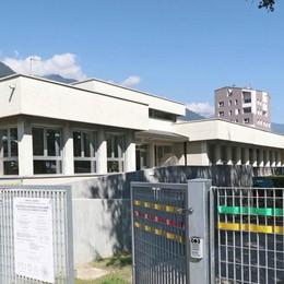 Colorate e accoglienti, aule rinnovate alla scuola d'infanzia di via Vanoni a Sondrio