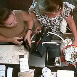Furto in gioielleria a Sondrio, presa una ladra