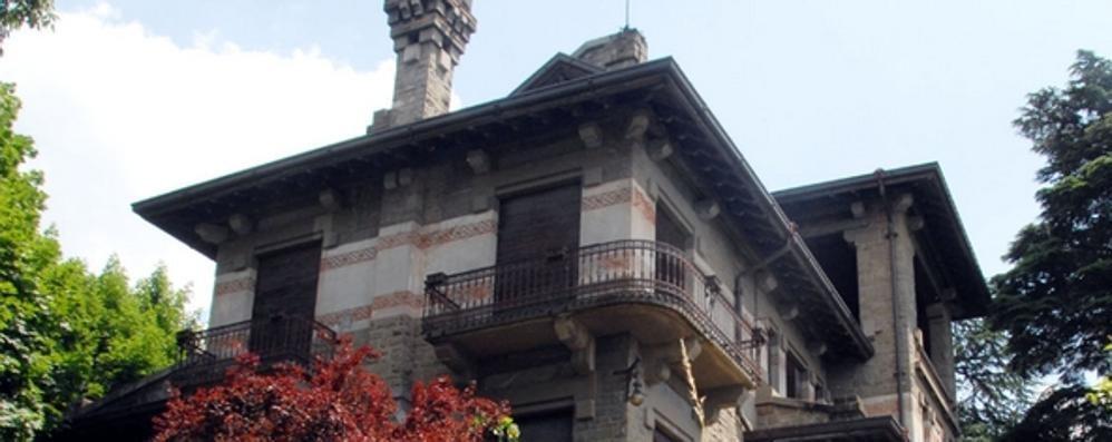 Oggiono, villa Sironi in cerca di un gestore  «La vogliamo restituire alla comunità»