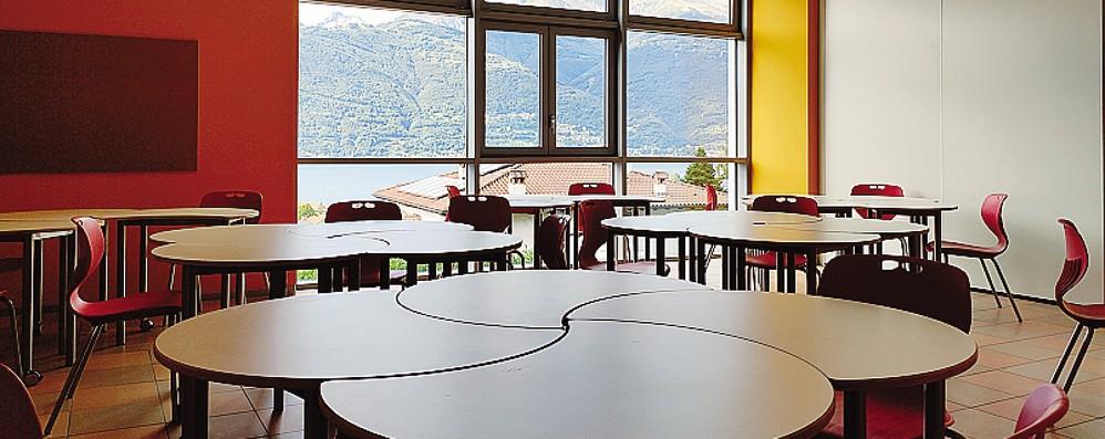 L'anno si aprirà  con la nuova scuola  «Grande passo dopo vent'anni di attesa»