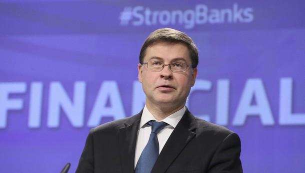 Ue: Dombrovskis, la mia lista dei desideri per il 2020