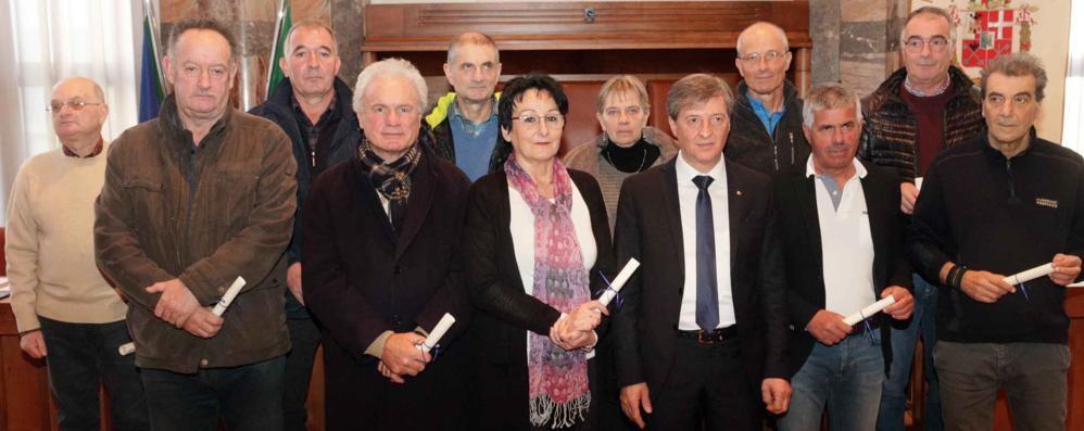 «Servizio prezioso», la Provincia di Sondrio ringrazia i propri ex lavoratori