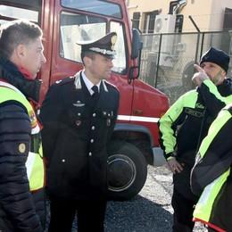 Scomparso da due giorni  Mobilitati 30 uomini dei soccorsi