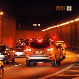 Attraversamento di Lecco   Nel tunnel arriva il tutor