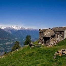 Baite da sistemare, poi all'Alpe Tagliata  turismo e alpeggio