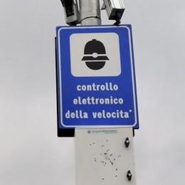 Primo febbraio, si riaccende l'autovelox a Chiavenna