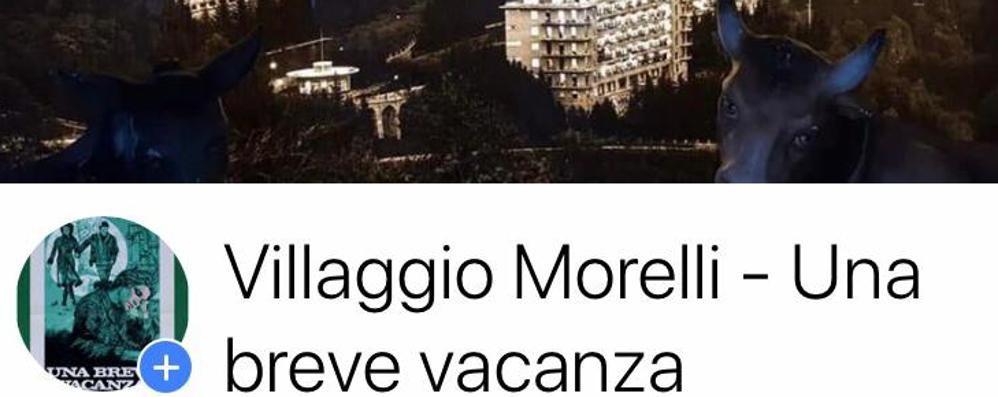 """""""Villaggio Morelli"""". Dal glorioso passato al futuro incerto"""