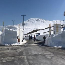Passo dello Spluga  Il pressing di Chiavenna  per l'apertura annuale