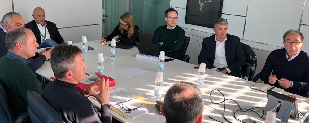 Tangenziale di Tirano, passo avanti  «Espropri, accordo entro marzo»