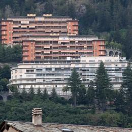 Ospedale Morelli  Sette i contagiati  Riaperta Medicina
