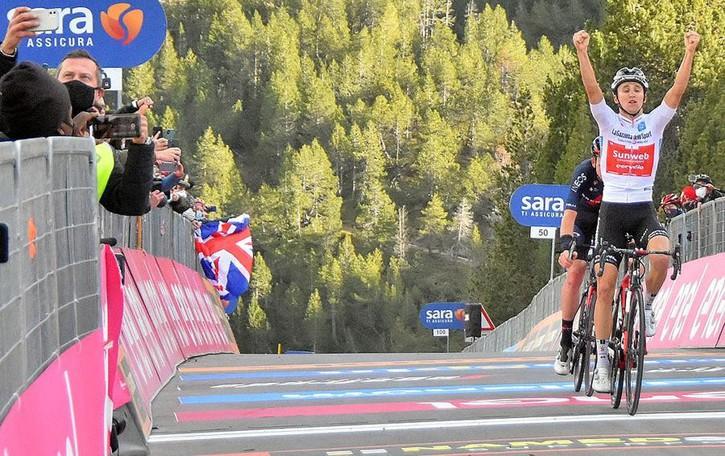 Il Giro e la Valtellina  Ora la Valchiavenna