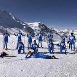 Lo Stelvio dà speranza  a sci nordico e skialp